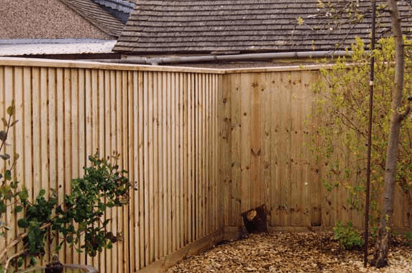 Yorkshire Bespoke Wooden Fencing From 345