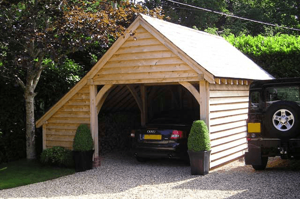 Yorkshire Wooden Garages From 5495