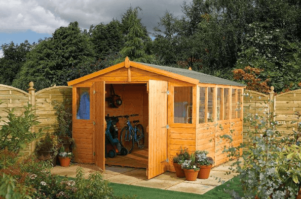Yorkshire Wooden Sheds