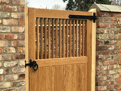 Bespoke Gate York Small Image