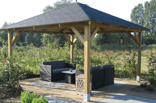 Bespoke Garden Gazebos From 1995
