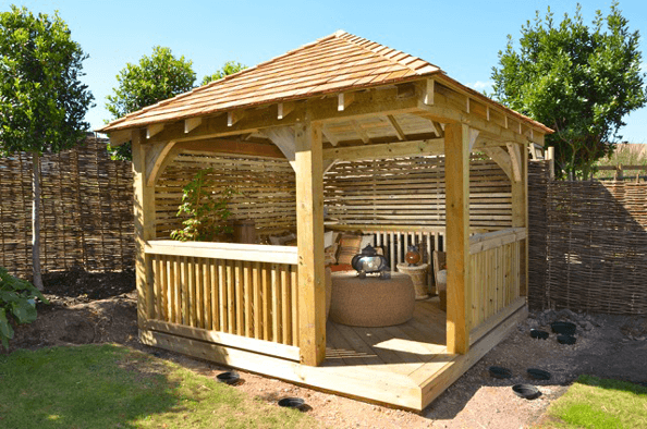 Bespoke Garden Gazebos From 5995