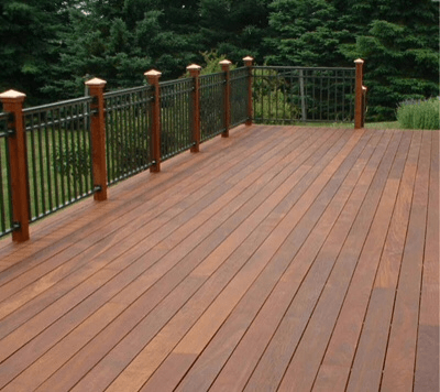 Hardwood Decking from £70.00