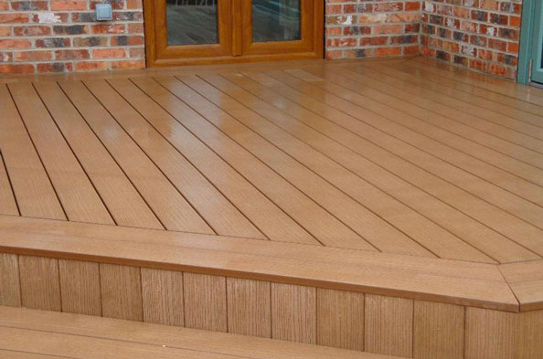 Bespoke Wooden Decking