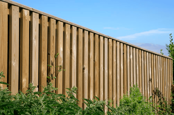 Yorkshire Bespoke Wooden Fencing From 495
