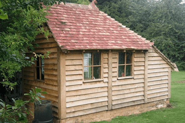 Yorkshire Wooden Sheds from 1995